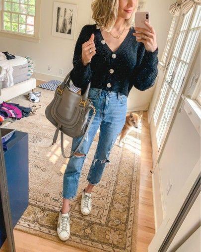 casual fall outfit idea #fallootd #style #outfitideas