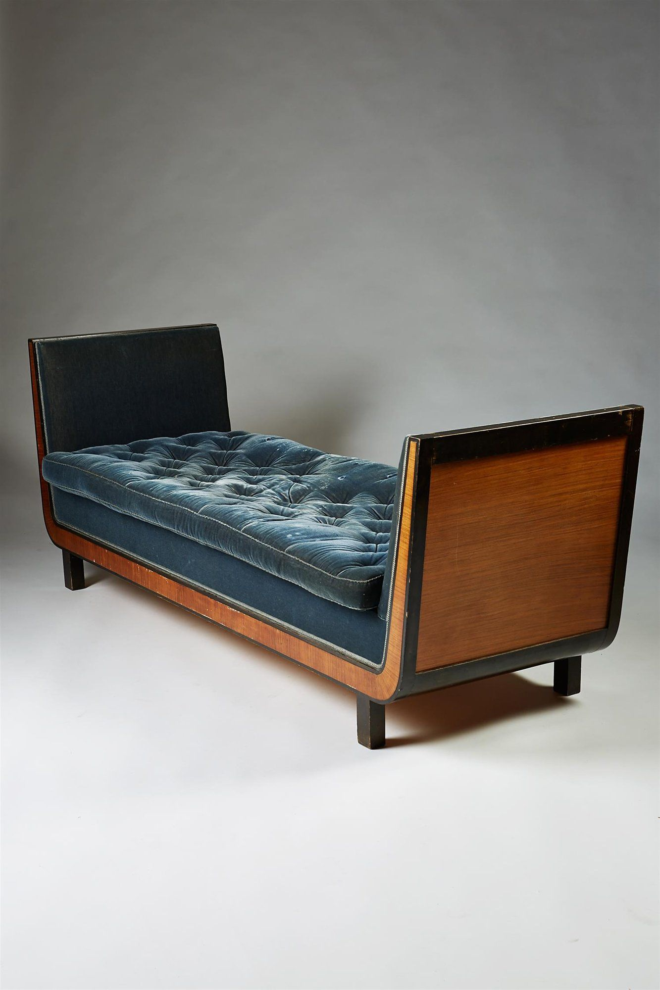 Daybed anonymous sweden us a art deco furniture u style