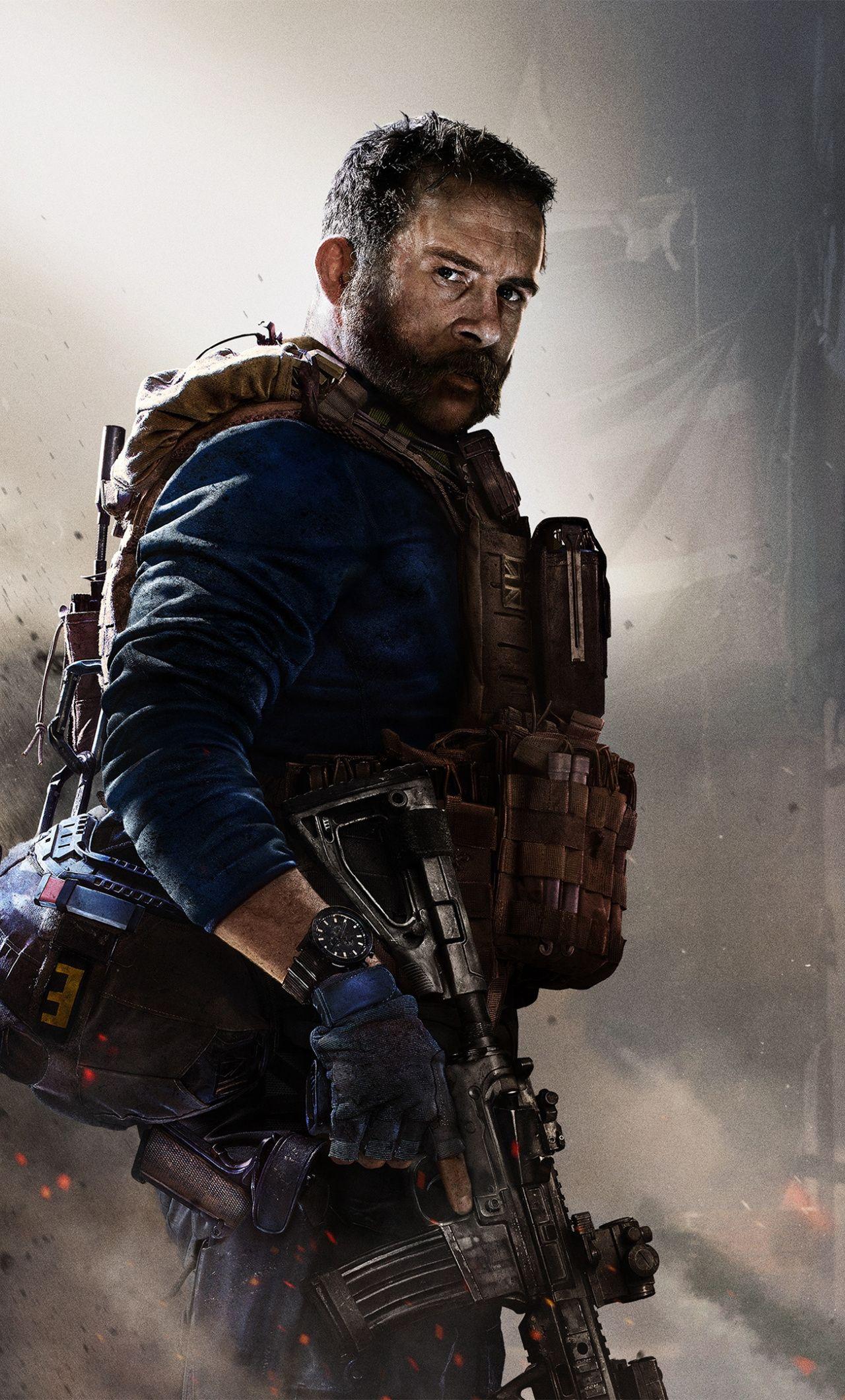 1280x2120 Call Of Duty Modern Warfare 2019 Video Game Wallpaper Modern Warfare Call Of Duty Call Of Duty Black