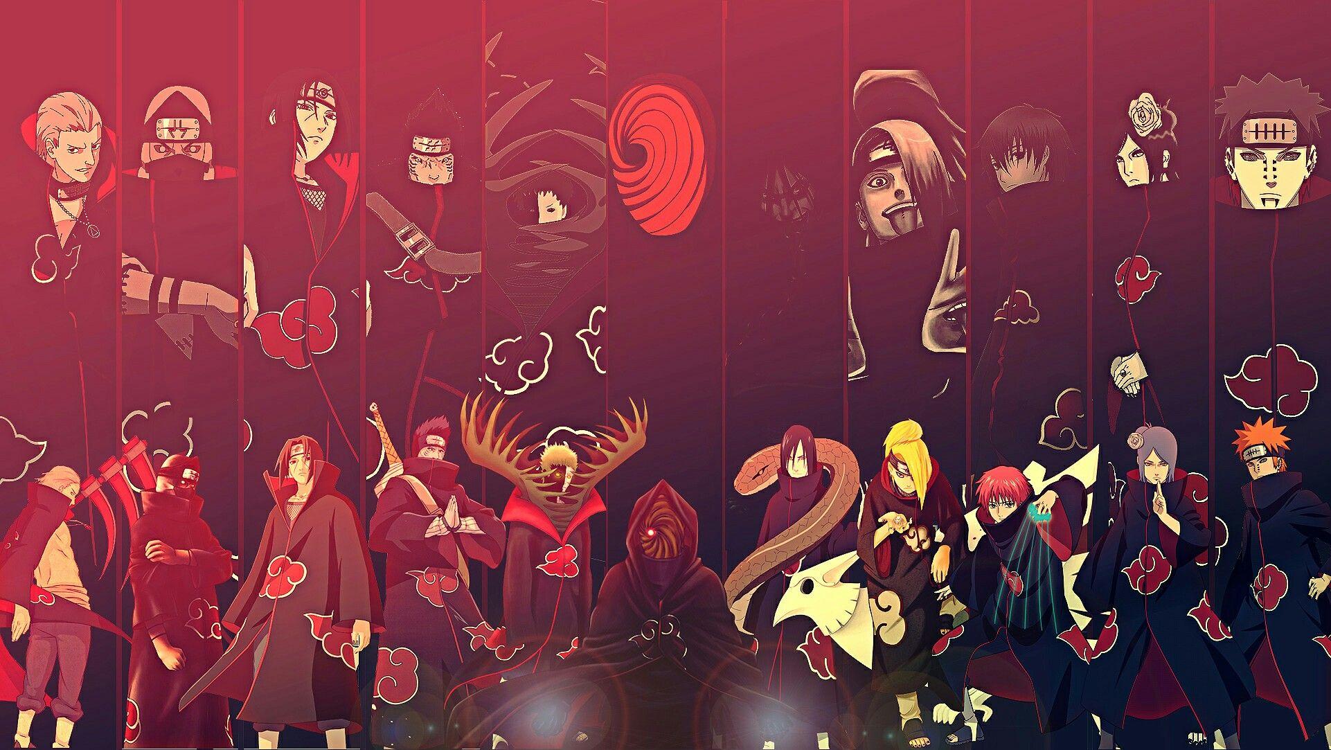 Beware!! We are Akatsuki | Akatsuki, Naruto, Naruto shippuden