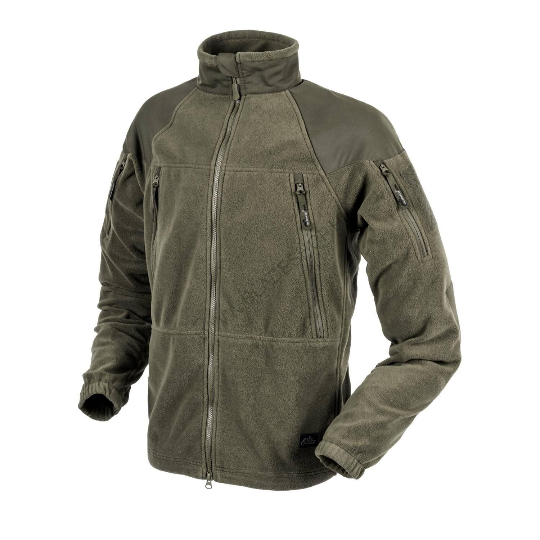 4fb97132ef Helikon-Tex termékek | Helikon-Tex STRATUS® Jacket - Heavy Fleece - Taiga  Green (L) | BLADEshop