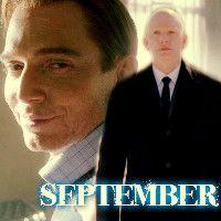 September/Donald - fringe Icon