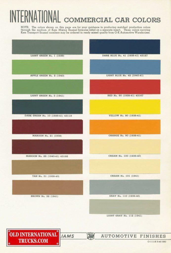 indoor paint color chart. Black Bedroom Furniture Sets. Home Design Ideas