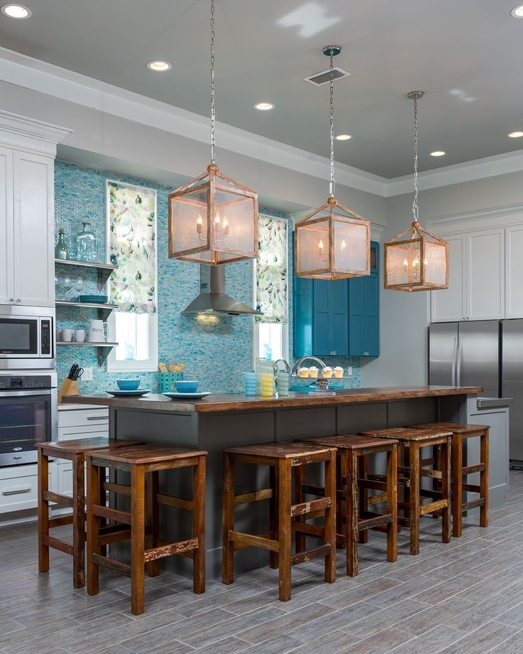 Low Budget Kitchen Cabinets: This Gorgeous Kitchen Is High Style & Low Budget