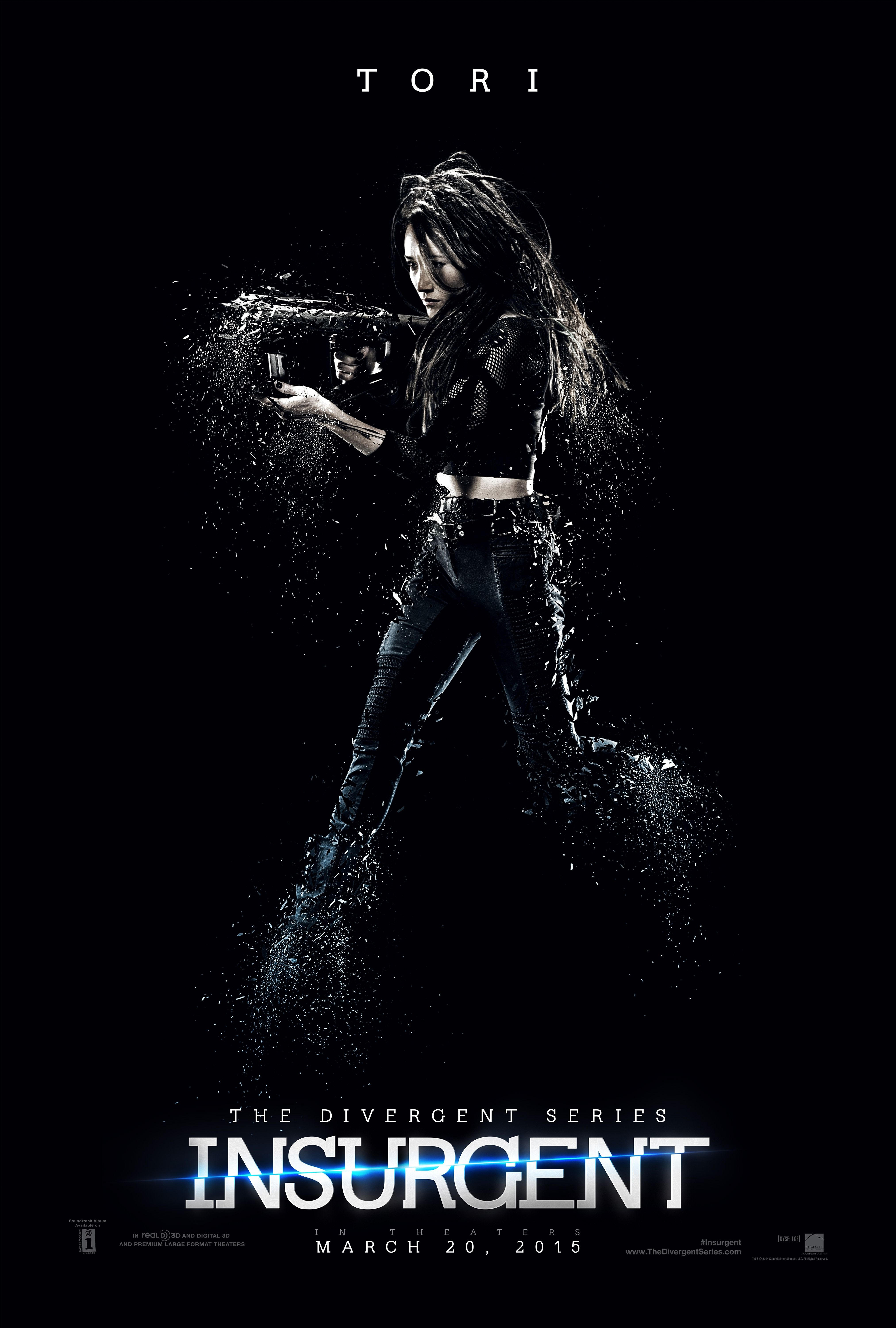 The Divergent Series Insurgent Character Posters Revealed Ign Insurgent Movie Insurgent Divergent Series
