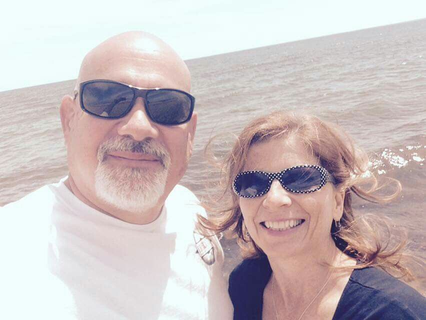 Cape Cod newlyweds