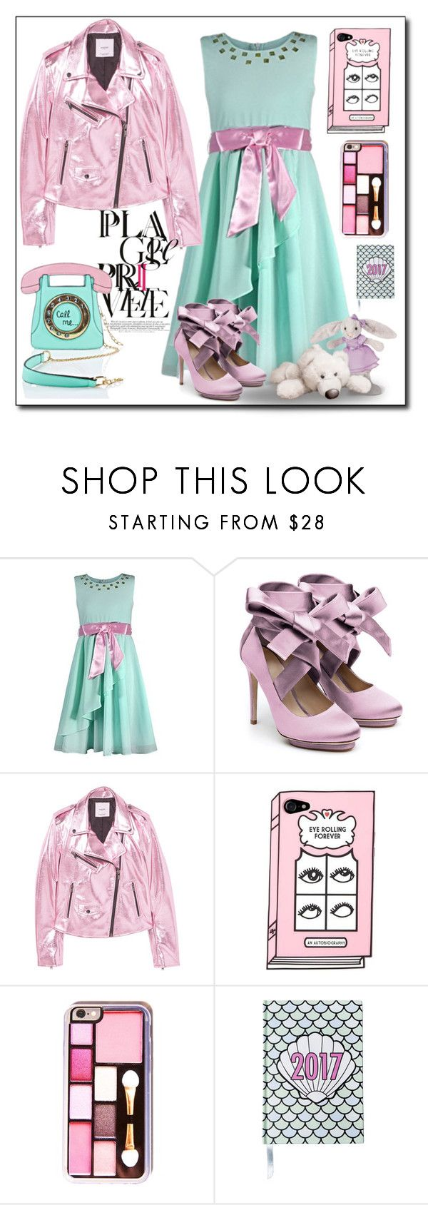 """""""Call me..."""" by oxyk23 ❤ liked on Polyvore featuring Liam Fahy, Bibi, MANGO, Valfré, 3 AM Imports and shapedbags"""