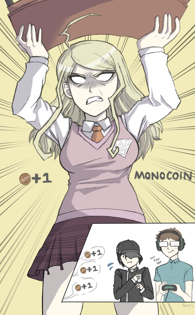 Monocoin Get By 0 Dai 0 I Actually Got The Achievement