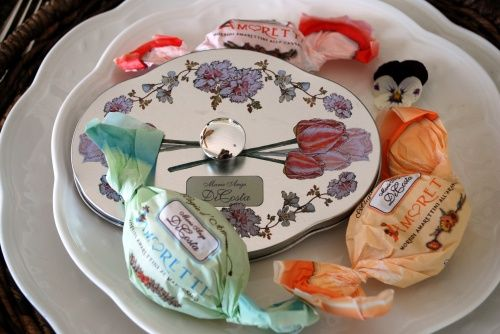 Candy shaped cookies/muffins  Flower Fairies