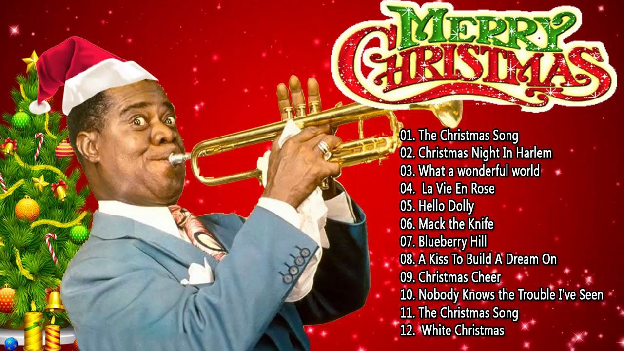Louis Armstrong Christmas Songs 2019 Louis Armstrong