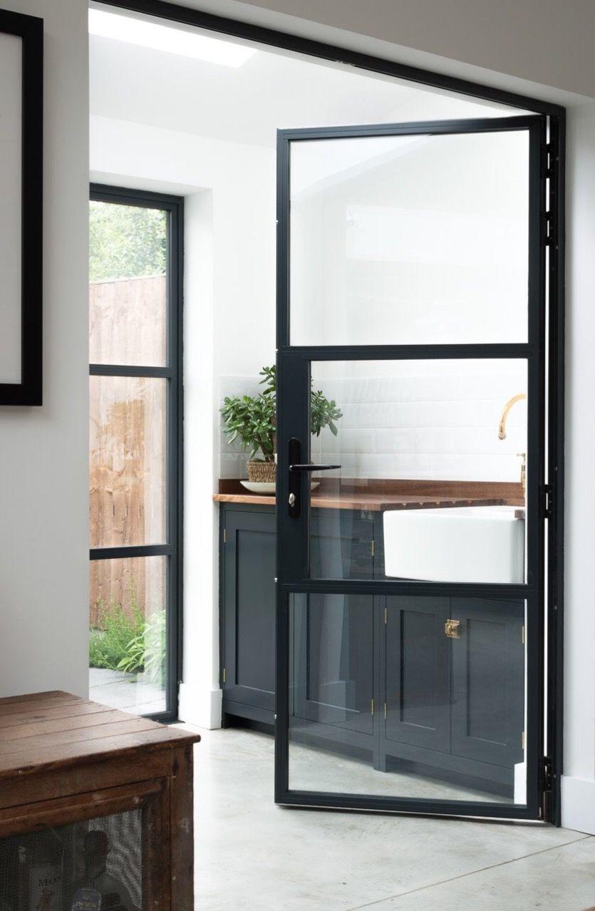 Large Aluminium Doors Home Home Decor French Doors Interior