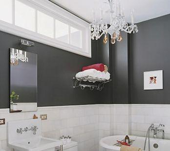 Couleur Salle De Bain Sans Fenetre | salledebain | Pinterest | Salle ...