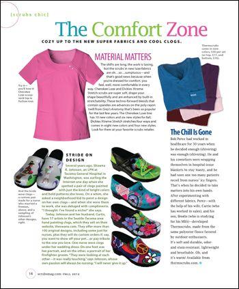 The Comfort Zone Nursing Articles Nursing Magazines Nurse