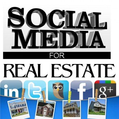 social media for real estate