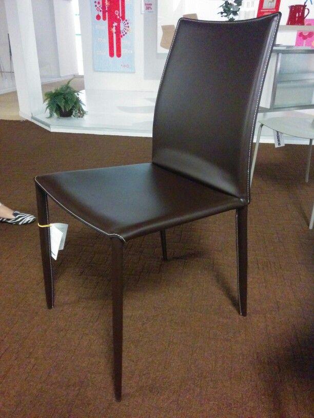 "Unser neuer Stuhl ""Linda"""
