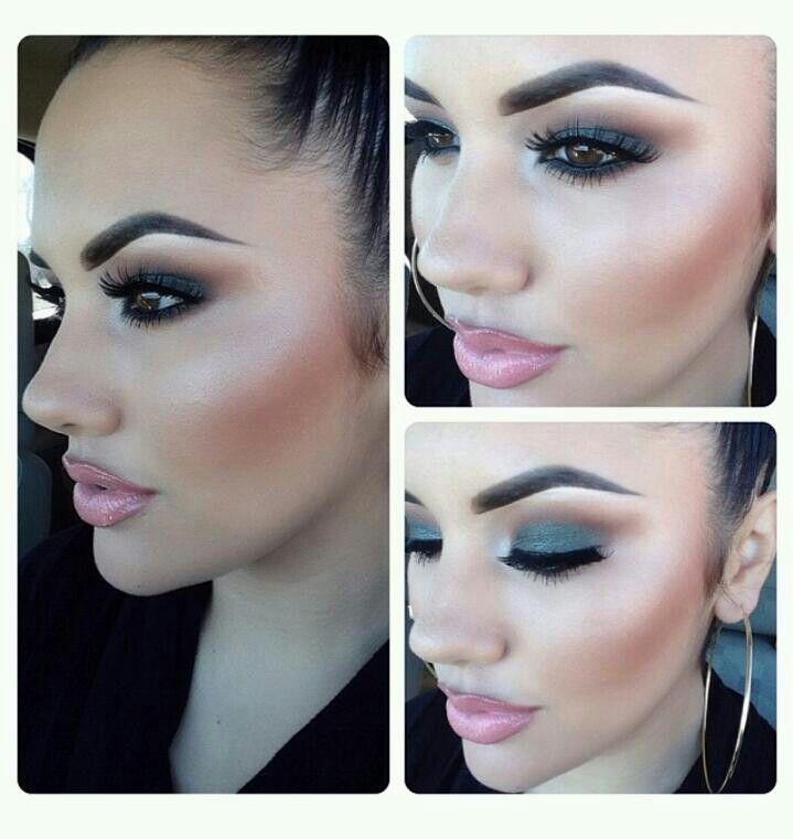 ASMR Makeup club senior does your High-teen style makeup💝