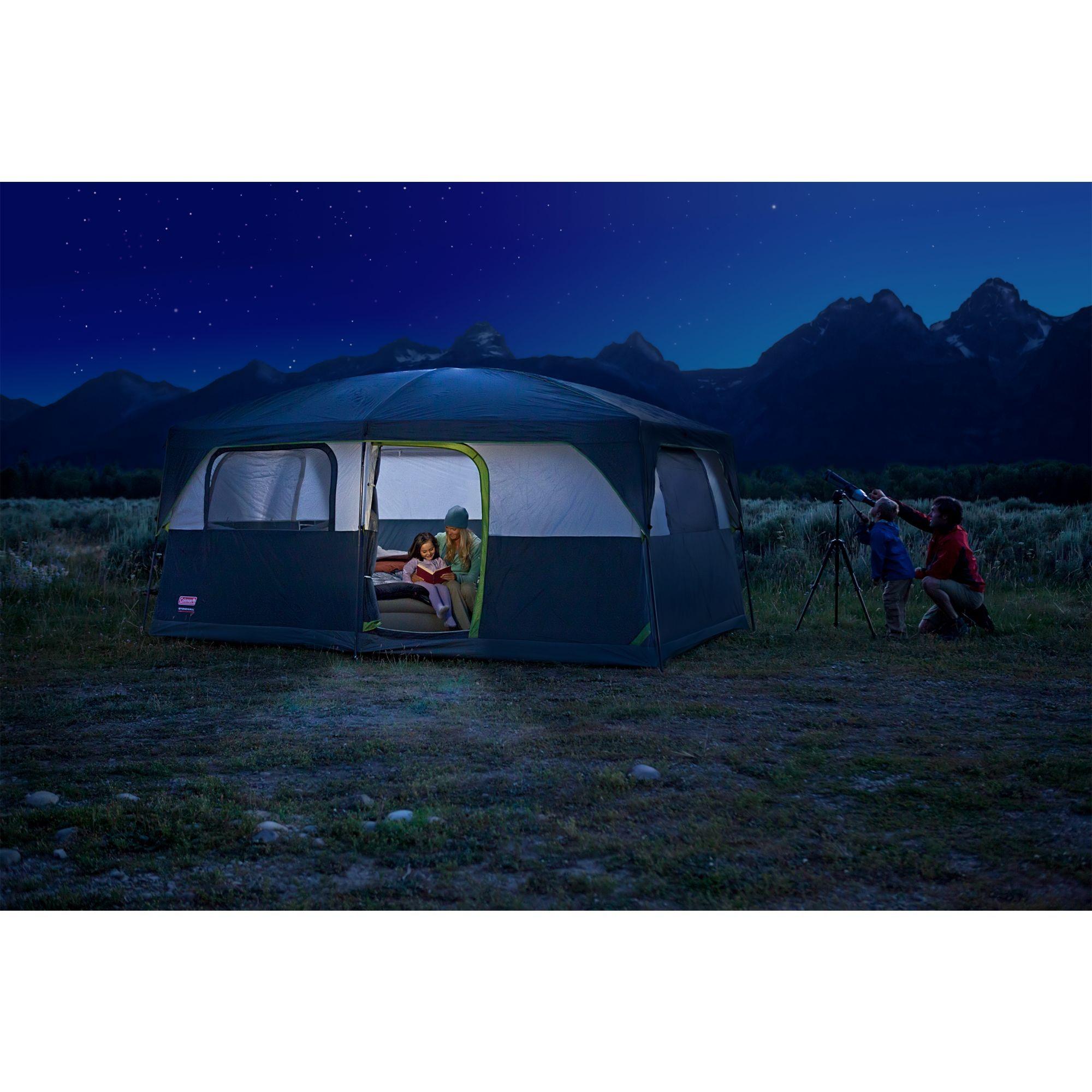 Signature Prairie Breeze™ 9Person Tent Tent, Cabin tent