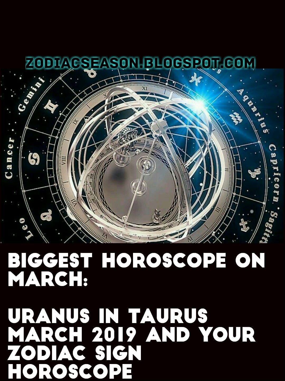 astrology com taurus march