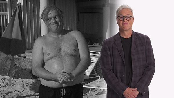 Weight loss subway guy