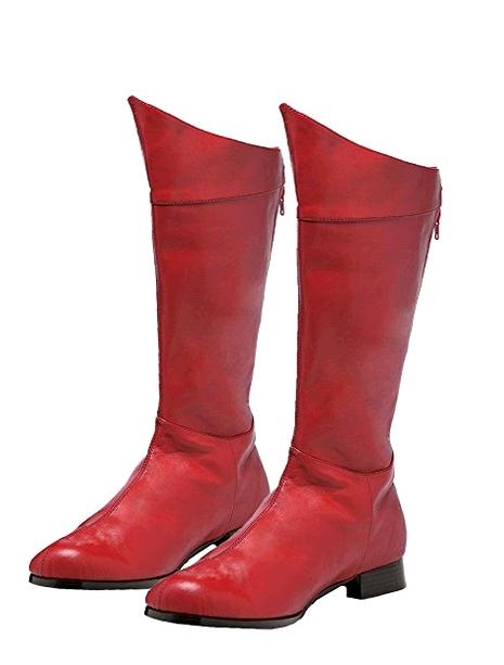 (58.00$)  Watch now - http://aiqpb.worlditems.win/all/product.php?id=32802714867 - Spring/Autumn Women Boots Flat Knee High Long Riding Boots Red Fashion Zip PU Leather Motorcycle Casual Boots