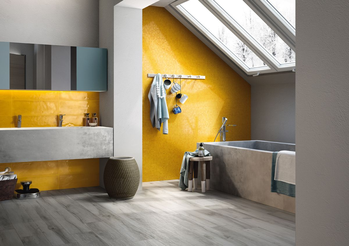 Bagno Yorkshire Bagno Giallo Mod 1 Tif Yorkshire Tile Company Yorkshire