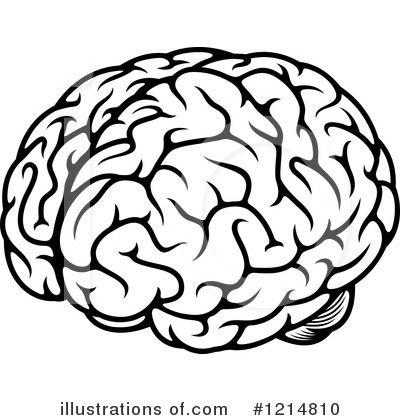 Brain Clipart 0 Illustration By Seamartini Graphics Brain Art Brain Illustration Brain Clipart