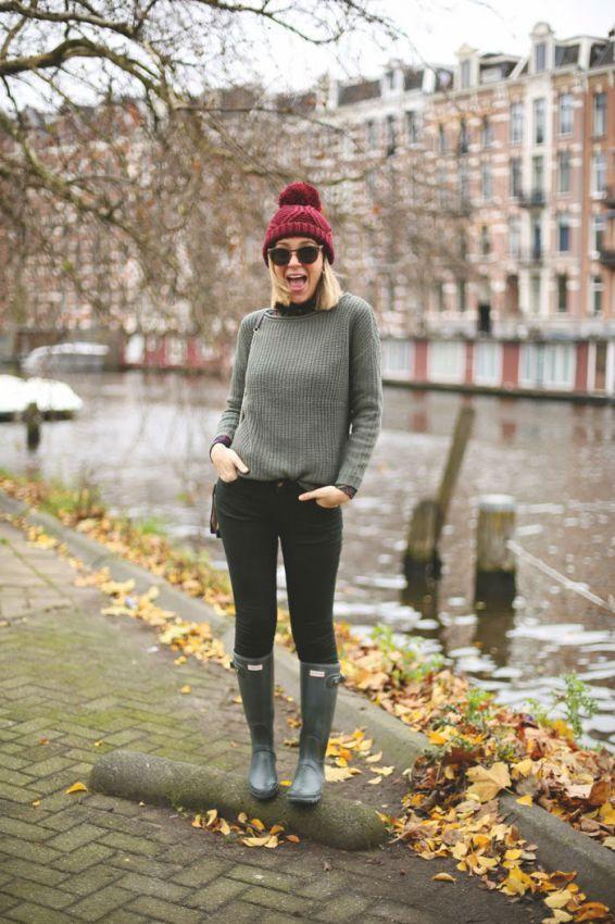 вязаные шапки для подростков девочек | Модные стили ...