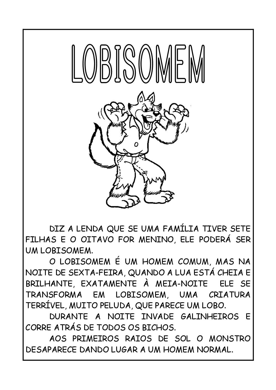 Extremamente Alfabetizando com Mônica e Turma: Lendas Brasileiras | Ed Inf  UF49