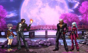 Welcome back Esaka - Kyo Kusanagi and Yuki Nagato by KyoFlameAshHylden