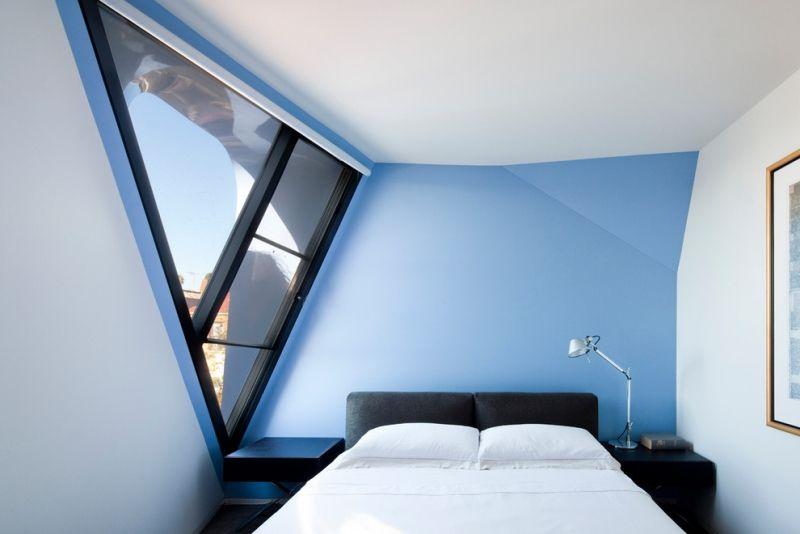 Dachschrge Gestalten Schlafzimmer. Schlafzimmer Loft Steht Das