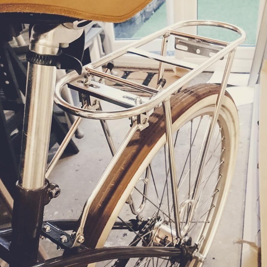 Ruphus Rear Bike Racks Rear Bike Rack Bike Fender
