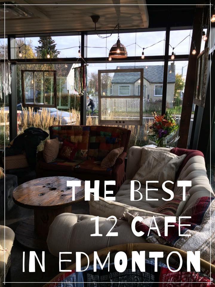 Les Edmontoniens sont friands de cafés indépendants, y a qu'à voir le nombre de nouveaux cafés qui ouvrent chaque année ! Beaucoup de coffeeshops méritent d'être sur la liste des meilleurs cafés à Edmonton, et voici la mienne. #Edmonton #Cafe #Alberta #Canada #BestCafe #CoffeeShop #BestCoffee
