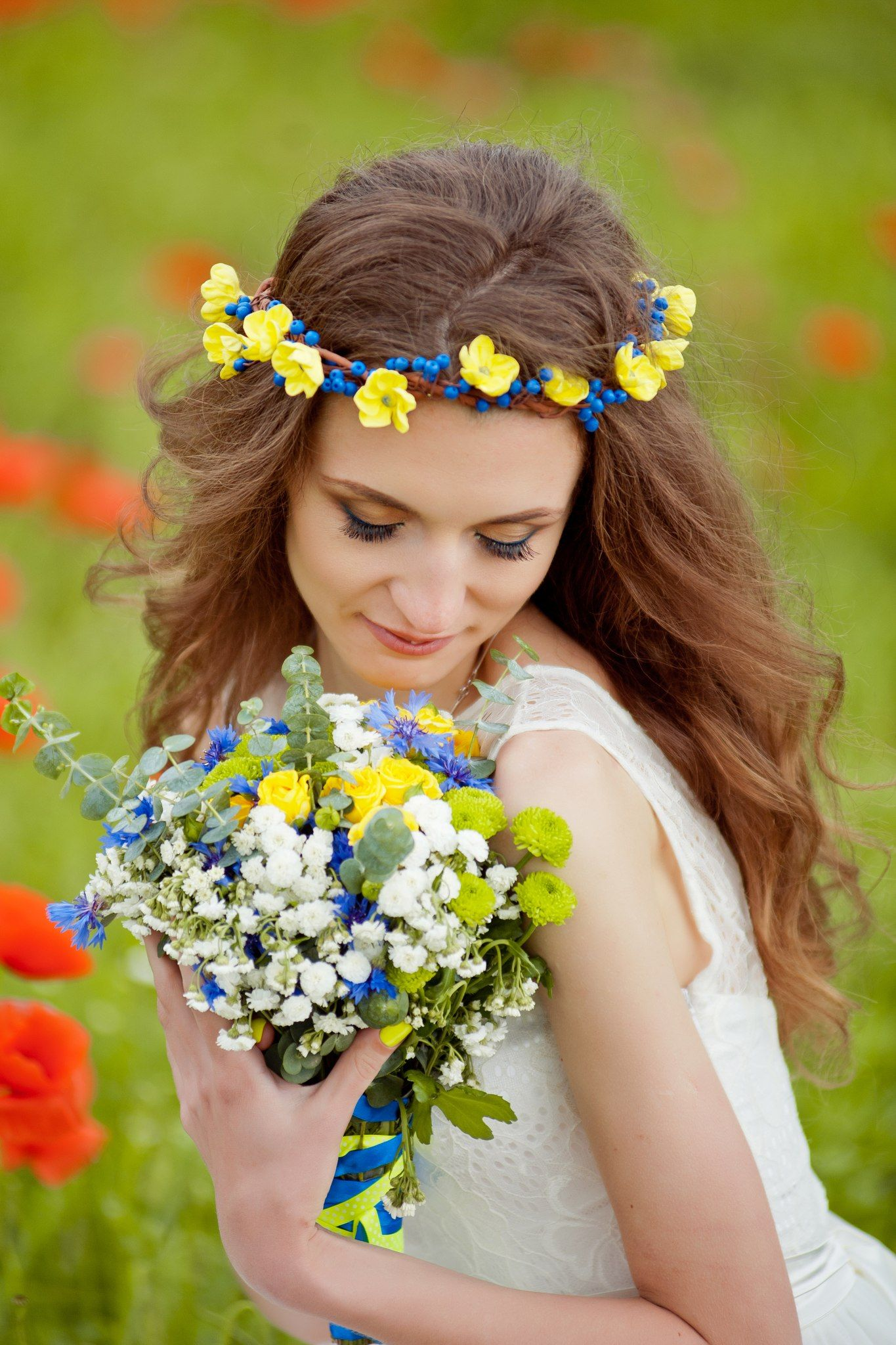 Flower headpiece bridal flower crown fairy tale wreaths boho flower headpiece bridal flower crown fairy tale wreaths boho wedding crown floral izmirmasajfo Image collections