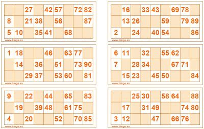 Bingo Online En Bingazo Es Cartelas De Bingo Bingo Cha De Bebe Bingo