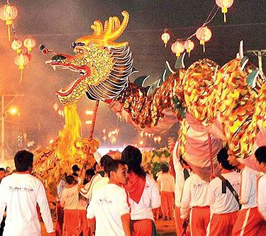 chinese new year 2014 in thailand