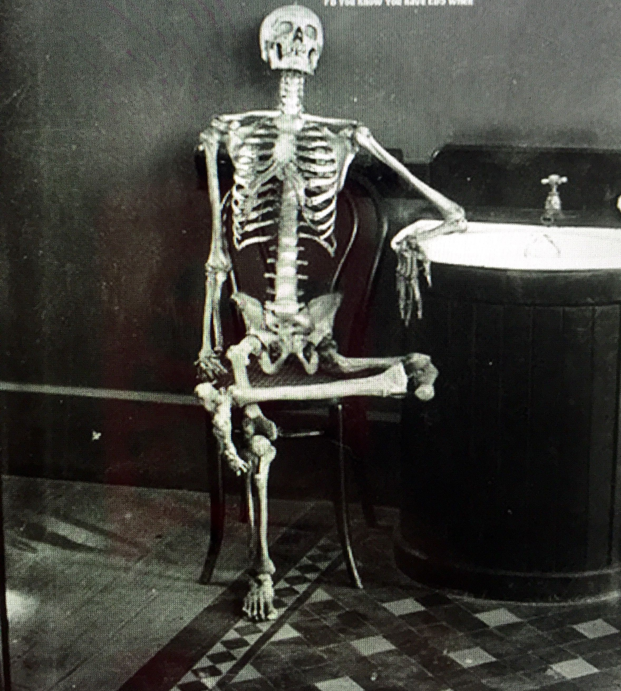 Waiting on a cure..........