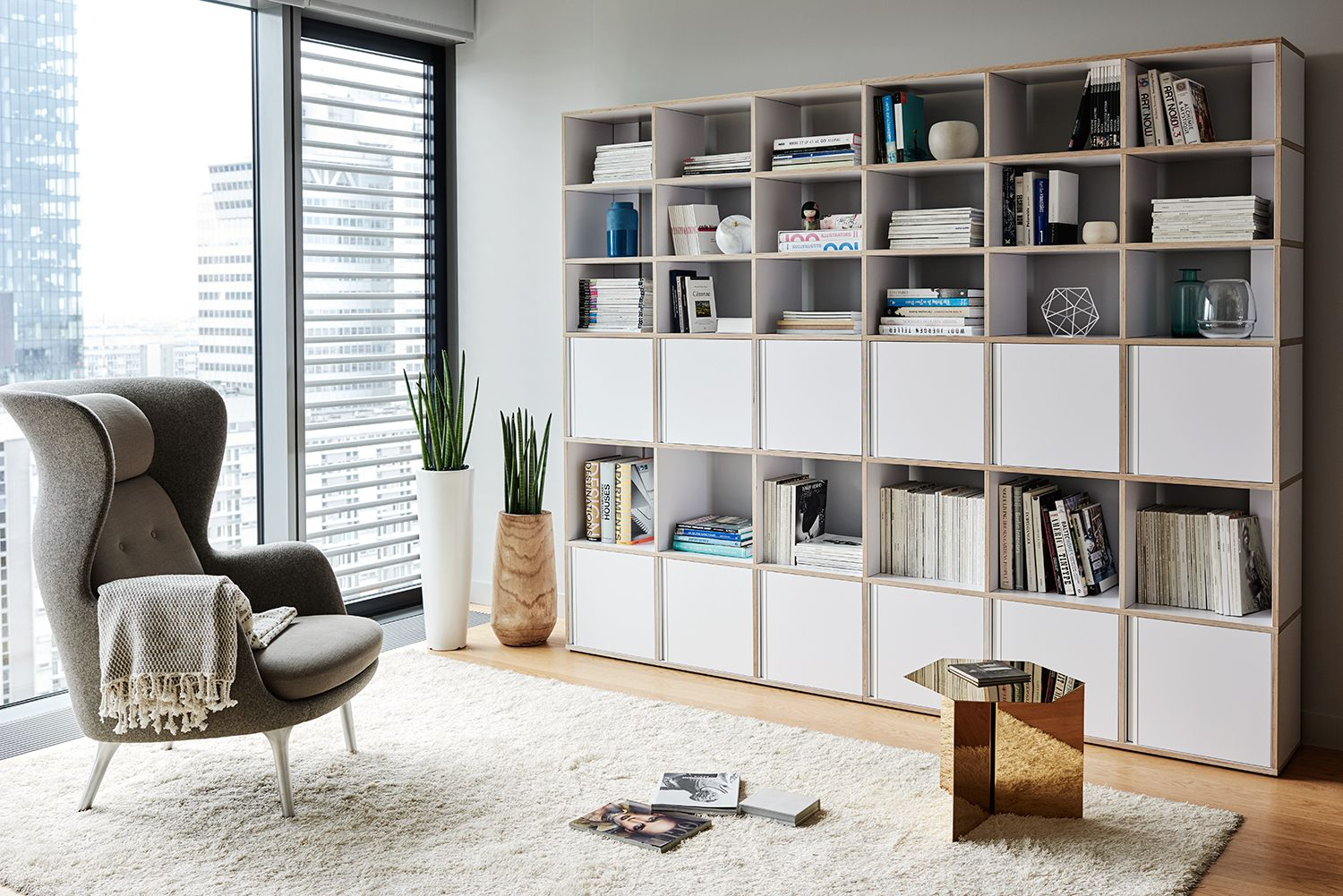 Size Up Or Down With This Smart Storage For A Modern Living