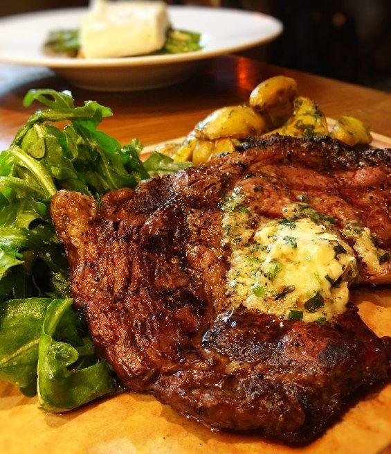 Fire Grilled Ribeye Favorite Dallas Restaurants Tidbits
