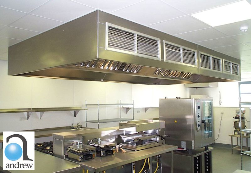 Commercial Kitchen Exhaust System Design Beauteous Ventilation For A Commercial Kitchen  Kitchen Design  Pinterest Inspiration