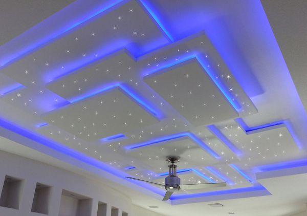 Cinemashop Star Ceilings False Ceiling Design False Ceiling