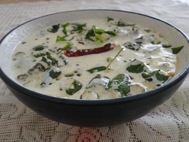 ladies finger pachadi recipe ladies finger pachadi recipe in tamilvendakkai pachadi forumfinder Image collections