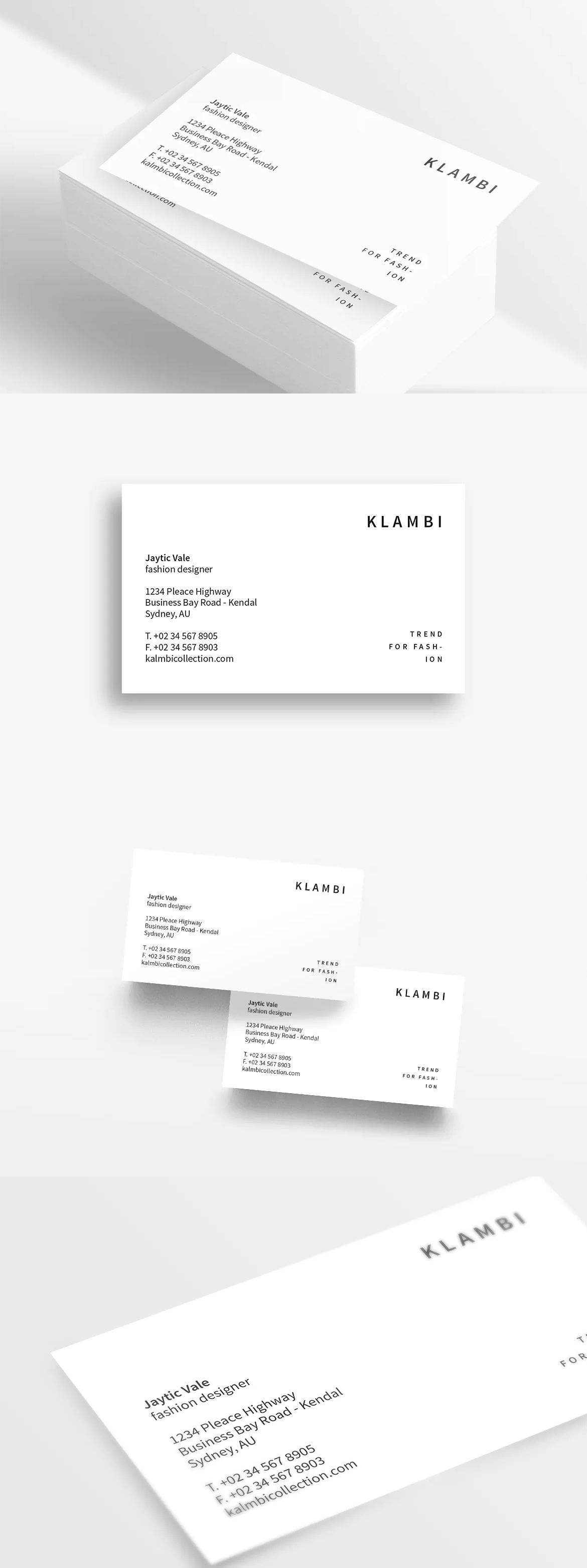 Business Card By Boxkayu On Envato Elements Business Cards Layout Printing Business Cards Business Card Graphic