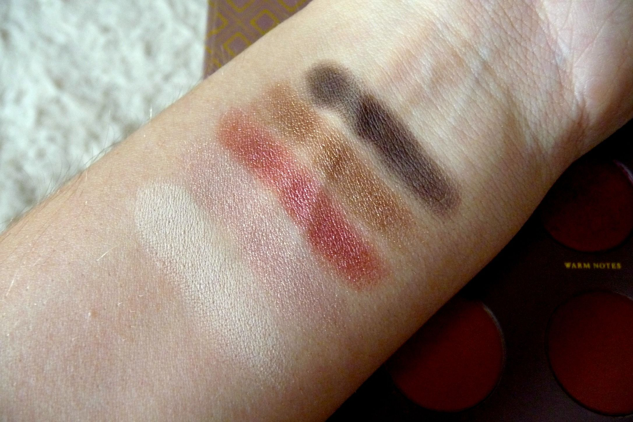 Cocoa Blend Eyeshadow Palette by zoeva #11