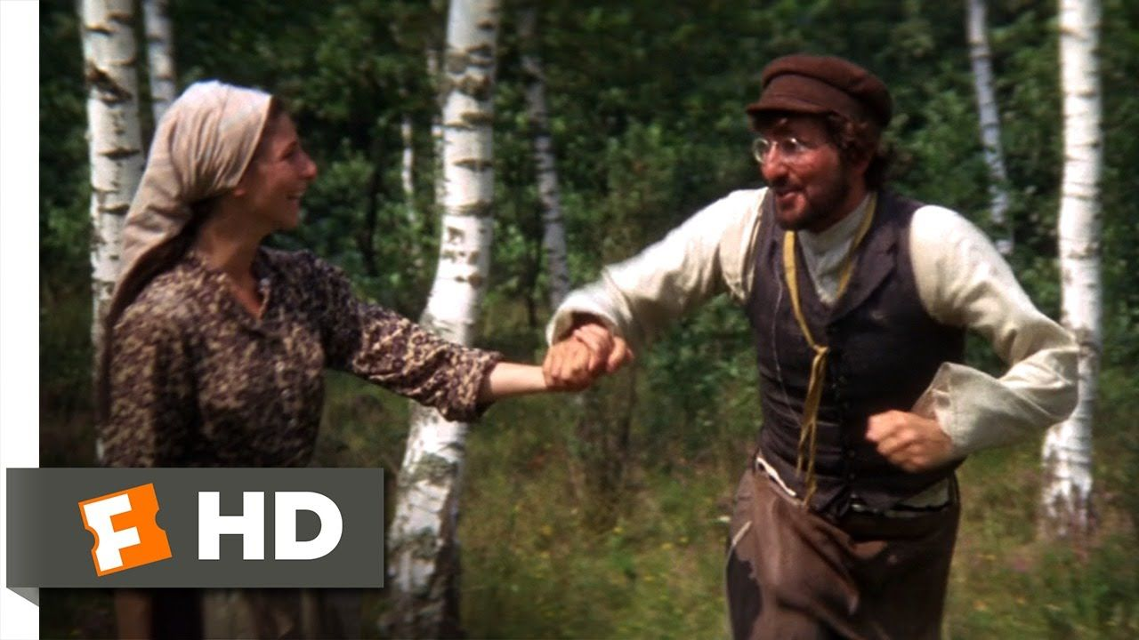 Fiddler on the Roof (8/10) Movie CLIP Miracle of