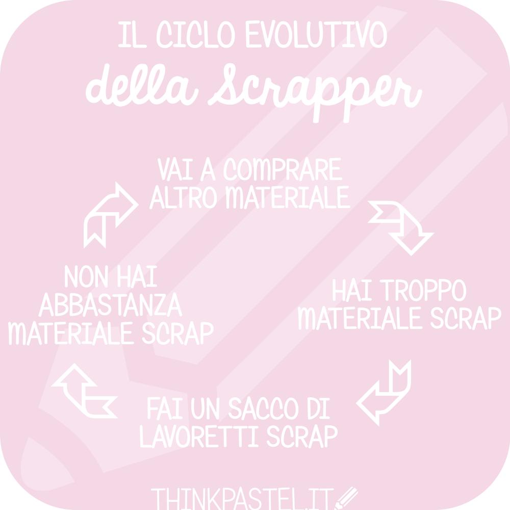 Ciclo evolutivo della scrapper