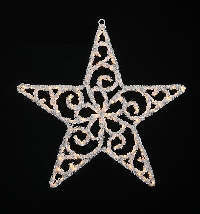 Outdoor lighted star christmas year round pinterest outdoor outdoor lighted star aloadofball Choice Image