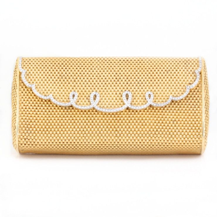 Gold and Diamond Purse (GOLDENPURSE)