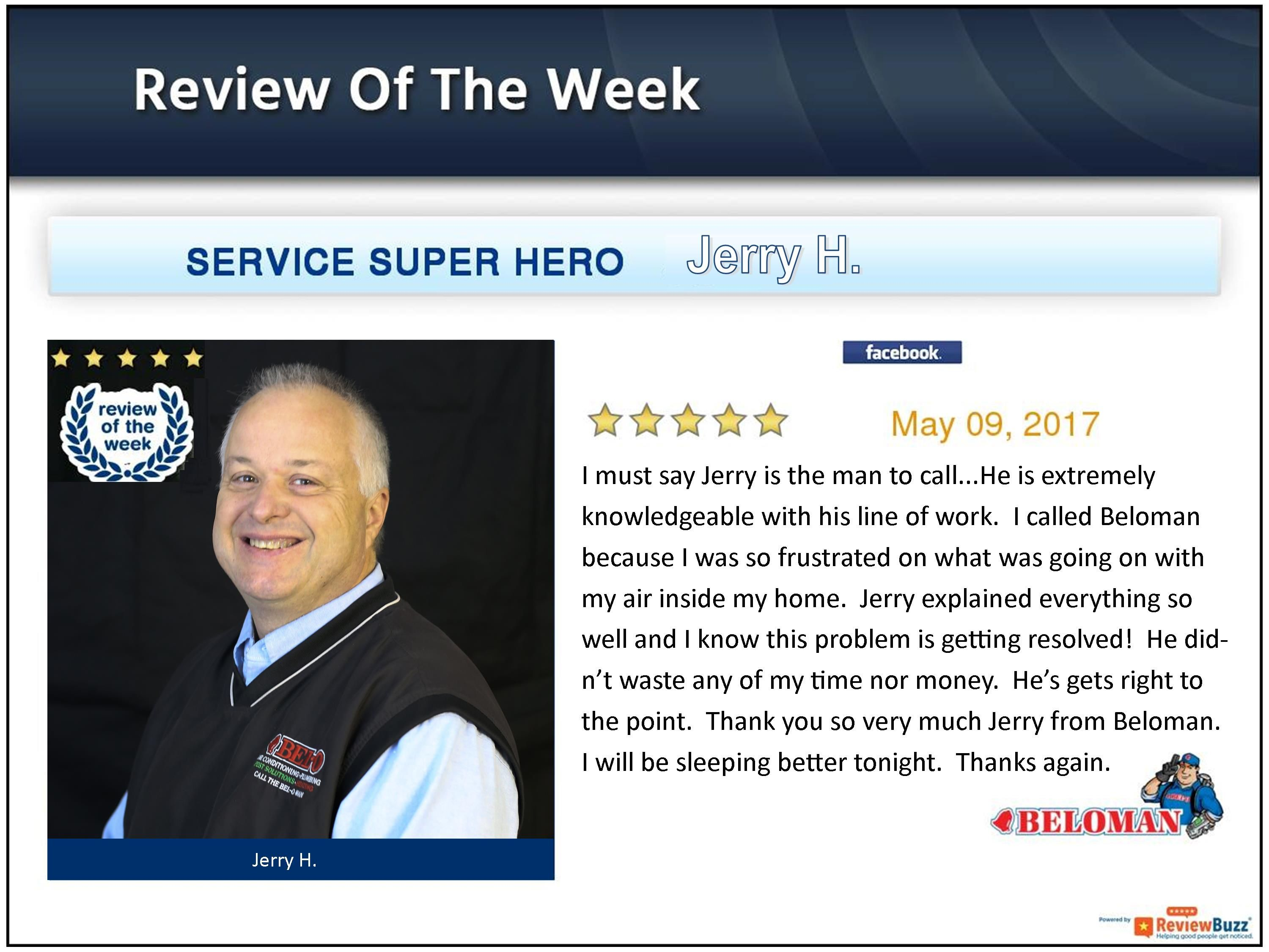 Review of the Week! Heating, cooling, Illinois, Knowledge