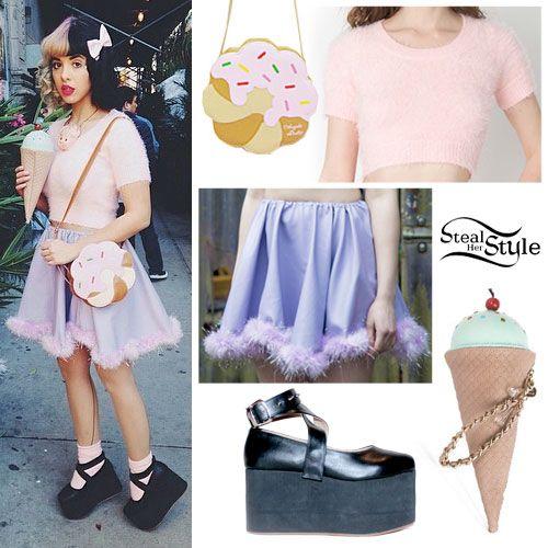 79150573642 Melanie Martinez  Donut   Ice Cream Purses on Steal her Style