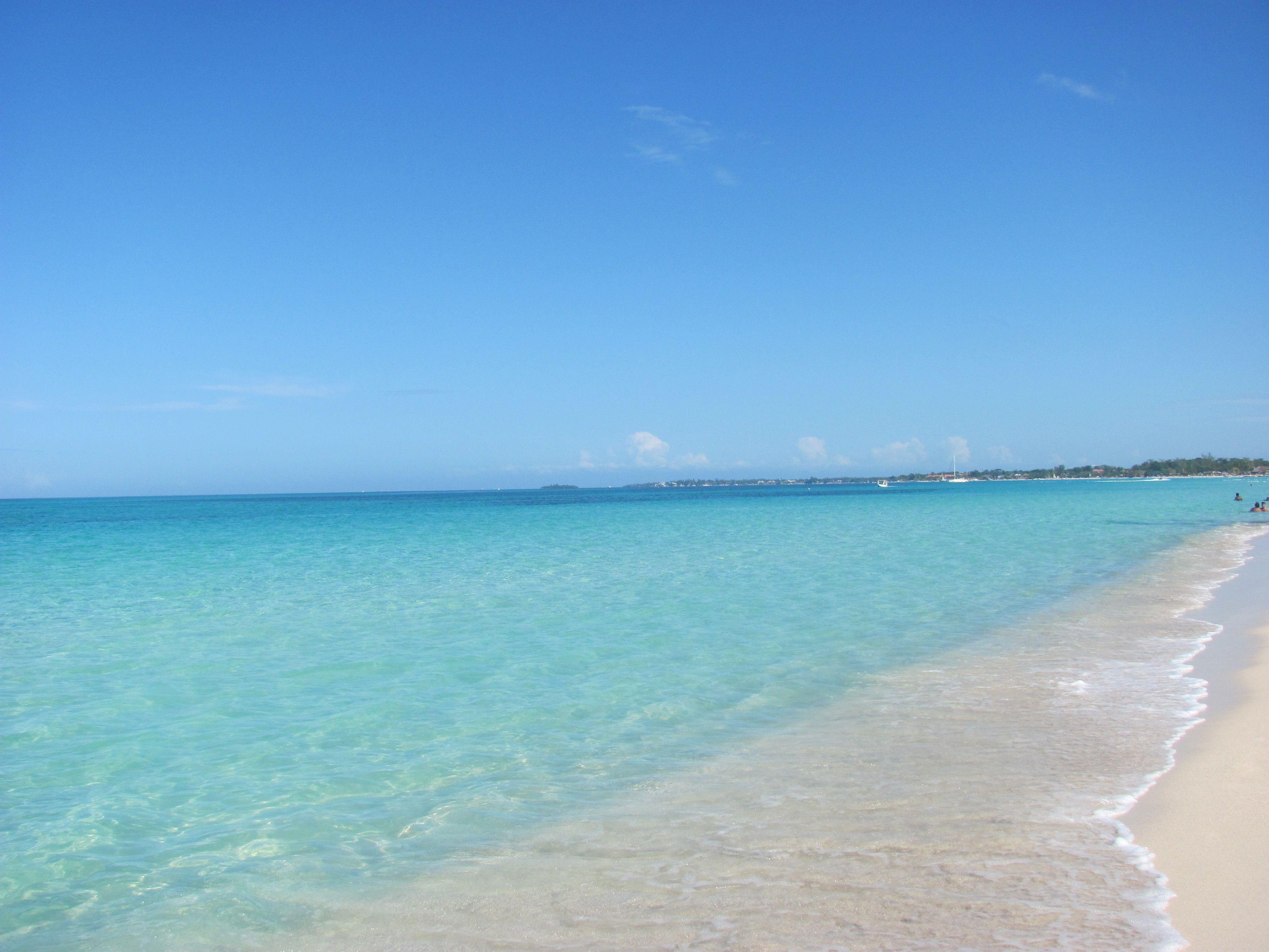 Amazing 7 Mile Beach Negril Jamaica
